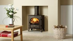 Stunning Wood Burning Stoves in Lewes. Grate Fireplaces are the largest Fire and Stove specialists in East Sussex. We have a beautiful range of Wood Burning Stoves, Multi Fuel Stoves and stunning Fireplaces. Gas Wood Burner, Log Burner, Multi Fuel Stove, Barn Renovation, Living Spaces, Living Room, Kitchen Stove, Wood Burning, Tips