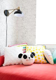 Poduszki i kolorowe dodatki do pokoju dziecięcego - Lovingit.pl