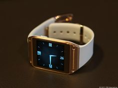 Samsung announces Galaxy Gear smartwatch at IFA 2013 (pictures) - CNET Reviews