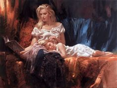 La influencia de Sargent: Richard S. Johnson Bedtime stories