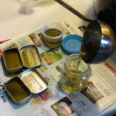Make your own perfume with fresh grown herbs from Mountain rose Herbs