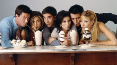 Exploring Costume Design in The World's Most Popular TV Show – Friends - Running from 1994 to 2004, Friends is still regarded by many people as the best, funniest TV show of all time. The programme also signified a significant development in the field of costume design, with many of its styles becoming popular in real life. Helen Beaumont explains more below…