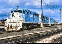 RailPictures.Net Photo: CRIP 3003 Chicago, Rock Island & Pacific (Rock Island) EMD GP40 at Silvis, Illinois by Rob Kitchen