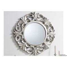 "Ashton Classical Ornate Mirror Frame (40"")"