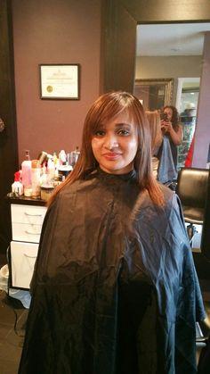 Permanent Hair Straightening Hair Straightening, Straightener, Hair Smoothing, De Frizz