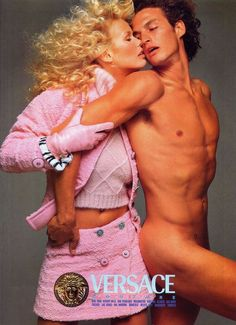Beautiful Versace campaign images from the 1990s - Gallery 1 - Image 4