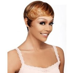 Pixie wig by bump wig collection short wigs for black - Diva futura club ...