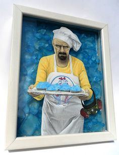 Breaking Bad Baking Bad