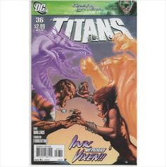 Titans No 36 / 2011 Most comics will have a fixed price of just 45p or 50p. You will not buy cheaper!!!!!