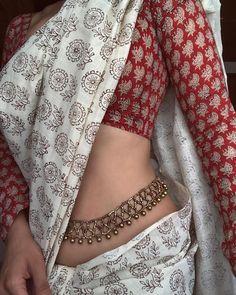 Latest Indian saree for all occasions. Cotton Saree Designs, Sari Blouse Designs, Dress Indian Style, Indian Outfits, Saree Jackets, Modern Saree, Simple Sarees, Saree Photoshoot, Saree Trends