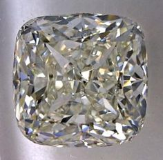 1.7-Carat Cushion Modified Brilliant Cut Diamond    This Fancy-cut J-color, and VS2-clarity diamond comes accompanied by a diamond grading report from GIA   $7273.88