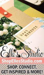 Elles Studio: NYC Memories Mini By Melissa Mann! my fav scrapping blog