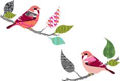 birds illustration