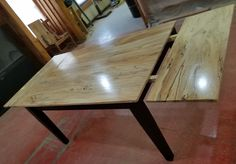 Spalted Maple, Old Antiques, Dining Table, Projects, Furniture, Home Decor, Log Projects, Dining Room Table, Decoration Home