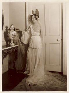 Diana Mitford by Bassano (1935)