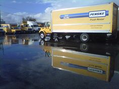 #Penske - Here comes the sun at Penske Truck Rental.