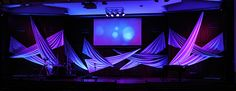 Church Stage Design Ideas | Giving inspiration to small and large churches to create great stage designs and worship environments.