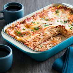 Easy Chicken Lasagna   Food & Wine