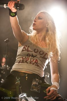 Angela Gossow - Arch Enemy