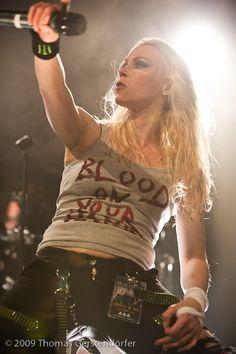 Angela Gossow - Arch Enemy