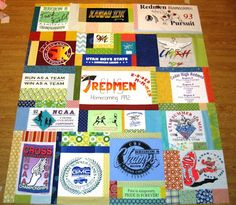 So this quilt has been on my to do list for a long time and I am so excited to finally get to share it!!!  Here's the scoop. About a year ...