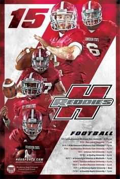 Awesome work here for @ReddieAthletics out of Henderson State in Arkansas!