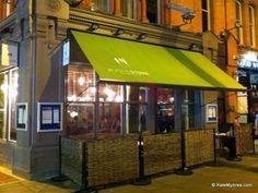 Dylan McGraths Rustic Stone Restaurant, Dublin Ireland. Must go! - Remember this place ☛ matchbookit.com/?4