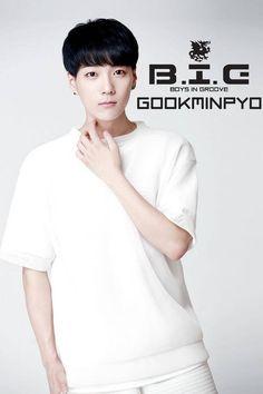 #Minpyo #B.I.G