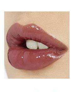 Charlotte Tilbury Lip Luster Lipgloss, High Society, ml - Lip Make Up Makeup Goals, Makeup Inspo, Makeup Inspiration, Makeup Ideas, Makeup Hacks, All Things Beauty, Beauty Make Up, Face Beauty, Beauty Skin