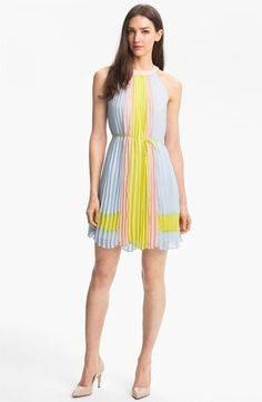 Ted Baker London Colorblock Dress available at Nordstrom