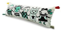 Pillow from Swedish design studio Brokiga