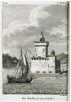 1811 yılı kız kulesi