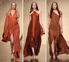 Donna Karan Spring/Summer 2014 RTW - New York Fashion Week