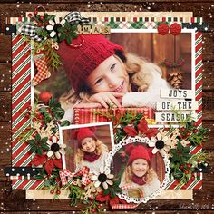 Sweet Shoppe Designs - Making Your Memories Sweeter Christmas Scrapbook Layouts, Scrapbook Designs, Scrapbook Sketches, Scrapbook Page Layouts, Scrapbook Albums, Scrapbook Cards, Christmas Layout, Scrapbooking Ideas, Christmas Cover