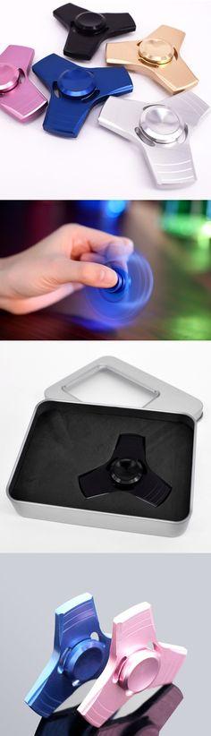 Fidget toys, Hand spinner
