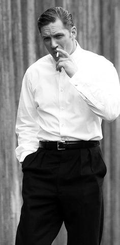 Tom Hardy as Gangland legend Reggie Kray in Legend released in UK cinemas 18th September 2015