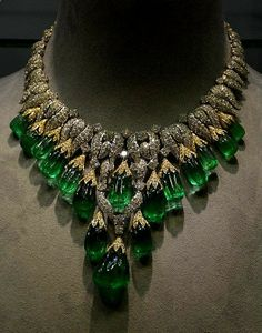 Doha Jewellery and Watch Exhibition is on in Dubai from February 25 until March Amonst the numerous prestigious exhibitors, this year will also include Chanel and Christies London. As well, there is an impressive selection of David Webb jewels on Emerald Necklace, Emerald Jewelry, Green Necklace, Purple Jewelry, Jewellery Exhibition, Evil Eye Necklace, Crown Jewels, Bridal Necklace, Diamond Are A Girls Best Friend