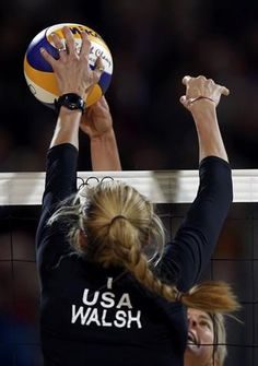 that one day when ur tall enough to get ur hands above the net and get a touch is one u will never forget