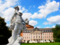 Palace of Trier, Trier, Germany