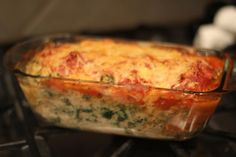 The Chronicles of Ruthie Hart: Spinach and ricotta turkey meatloaf