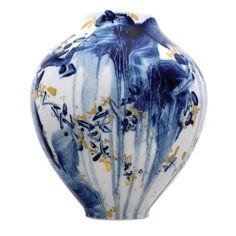 Chu Teh-Chun, Vase no. 15