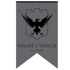 """""""Night gathers, and now my watch begins. It shall not end until my death. I shall take no wife, hold no lands, father no children. I shall wear no crowns and win no glory. I shall live and die at my p"""