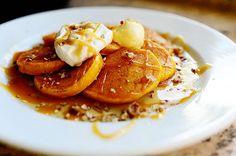 How To Make Silver Dollar Pumpkin Pancakes