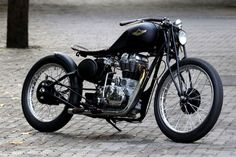 Royal Enfield, Bullet 500, 'Light Foot' | Rajputana Customs