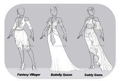 Outfit OTA : Batch.10 ( OPEN : 2/3 ) by JessyB-Design.deviantart.com on @deviantART