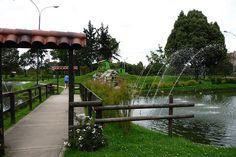 Parque de los Novios Garden Bridge, Amanda, Most Beautiful, Outdoor Structures, Explore, Country, City, Colombia, Paths
