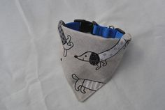Doggy Dog Bandana £3.50 By Tracey Hall