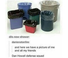 I actually laughed out loud at this... then I saw it was dan