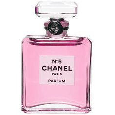 ♥ Pink Chanel No 5 ♥