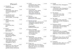 Lutjegast - Abel Tasmanweg → Pizzeriahut